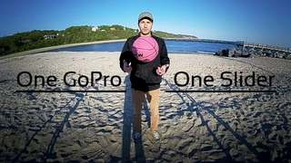 One GoPro, One Slider (Bullet Time with One GoPro)